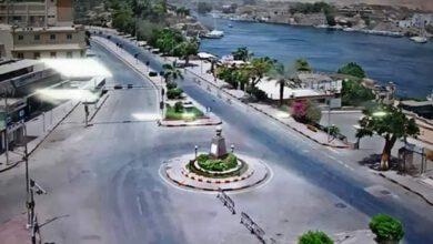 Photo of محافظ أسوان : يتابع منع تجمعات المواطنين فى أول أيام عيد الفطر