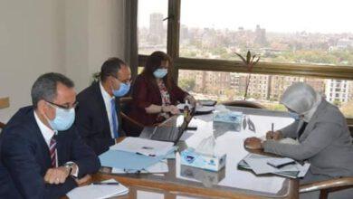 Photo of عقد جولة مشاورات سياسية بين مصر وبلجيكا حول العلاقات الثنائية والقضايا الإقليمية