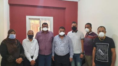 Photo of فعاليات إجتماع إئتلاف شباب وطن أمانة البحر الأحمر