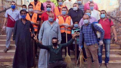 Photo of لجنة مواجهة الازمات بنفيا تواجة أزمة كورونا