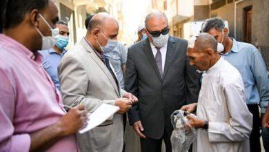 Photo of محافظ قنا :  تغيير الطاقم الإداري بوحدة الشئون الاجتماعية لقرية العمرة بالكامل