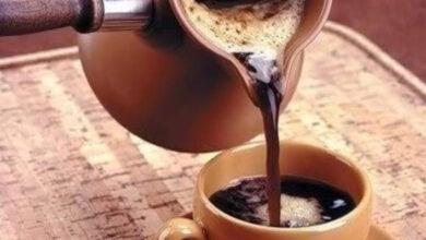 صورة شرب القهوة على الريق خطر