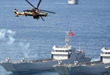 Photo of مناورات عسكرية تركية أمام الساحل الليبي