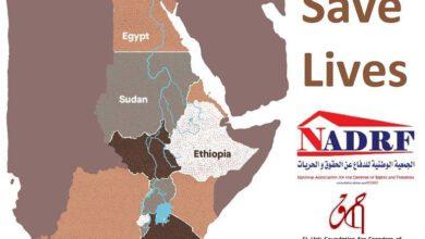"Photo of بشأن أزمة سد النهضة أكثر من 155منظمة و شخصية عامة ينضمون لحملة "" انقذوا الارواح انقذوا افريقيا"""