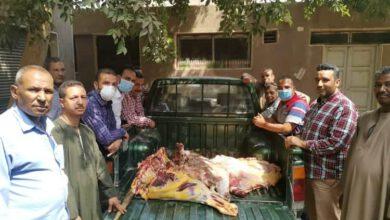 Photo of الشبح يضرب من جديد وضبط 130 كيلو من اللحوم الغير صالحةبالمراغة