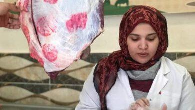 Photo of الأميرة أميرة بنت بني سويف اول فتاة تمتلك محلات جزارة متكاملة ببني سويف