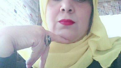 "Photo of الشاعرة الكاتبة "" حنان عليوه "" .. تكتب .. تعطلت لغة الكلام"