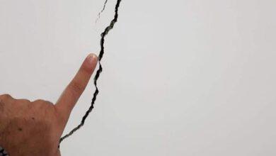 صورة كارثة.. بعد تصدع الأبنية وخسارة الملايين ملاك كومبوند لانوفا فيستا يستنجدون بالمسئولين