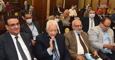 صورة تشريعية النواب ترفض رفع الحصانة عن مرتضى منصور وتؤكد تقديرها للأهلى