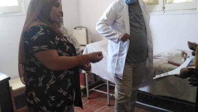 صورة مديريه تنظيم الاسره بمديريه الصحه بالاقصر وزياره لعيادات تنظيم الاسره بالمراكز