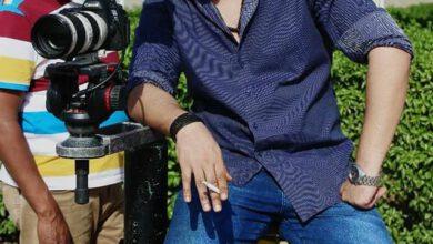 صورة المخرج مؤمن يوسف ينتهي من تصوير إعلان لـ Eco Racing