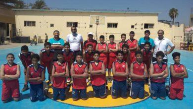 صورة صيحات النجاح عنوان منافسات أولمبياد الطفل المصري 2020 بمراكز شباب كفر الشيخ