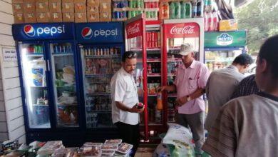 صورة لجنةحماية المستهلك تكثف جهودها بمركز ومدينة ساقلتة.