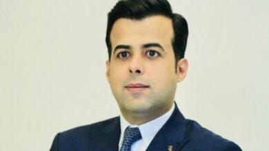 صورة حسام الحاج: الإعلام العراقي في تطور ويجب الحذر من الغزو الفكري