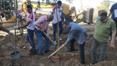 صورة بالصور .. نائب محافظ كفر الشيخ يشهد اطلاق شباب كفر الشيخ مبادرة مصر الجميلة