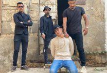 """صورة محمد عباس زعيم عصابة في مسلسل """"حازم محزون"""" مع محمد ثروث"""
