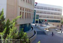 صورة نفت جامعة حلوان برئاسة الدكتور ماجد نجم، رئيس الجامعة
